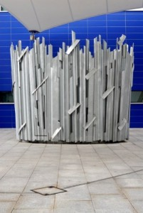 Public art contemporary fire pits uk
