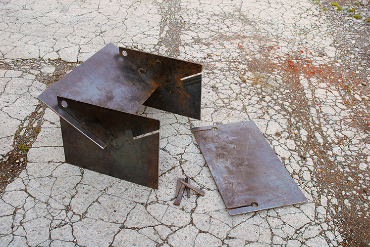 Tecton Collapsible Fire Pit The Fire Pit You Can Take
