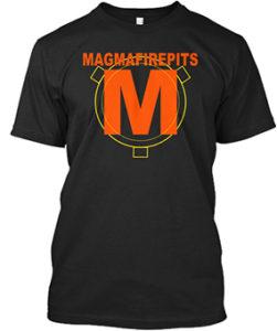 Magmafirepits T shirt