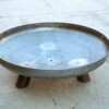 Tephra fire bowl